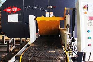 宇力木业二次锯切设备